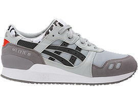 GEL-LYTE III GS, Mid Grey/Aluminum