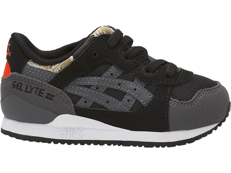 GEL-LYTE III TS BLACK/CARBON 1 RT