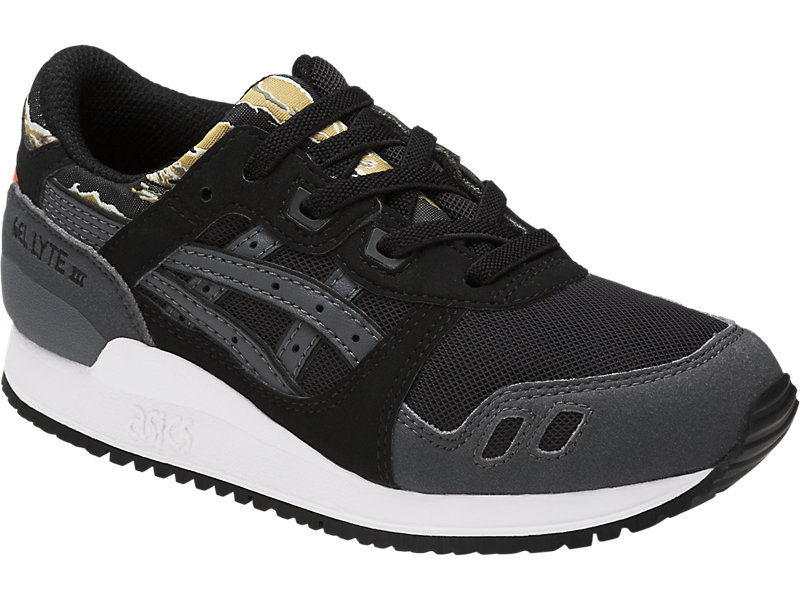 GEL-LYTE III PS BLACK/CARBON 5 FR