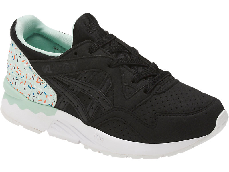 GEL-Lyte V PS Black/Black 5 FR