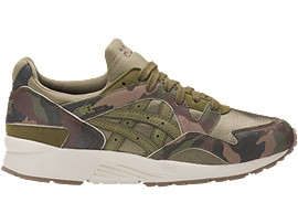 Right side view of GEL-LYTE V GS, MARTINI OLIVE/MARTINI OLIVE