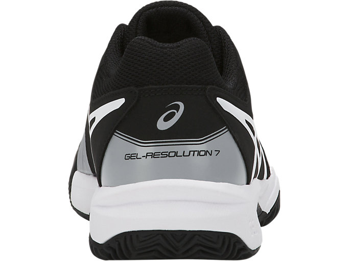Back view of GEL-RESOLUTION™ CLAY GS, MID GREY/BLACK/WHITE
