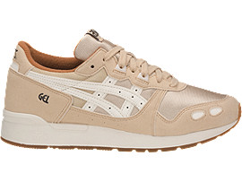 Right side view of GEL-LYTE GS, MARZIPAN/WHISPER WHITE