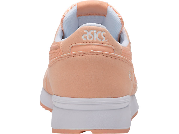 Back view of GEL-LYTE GS, APRICOT ICE/APRICOT ICE