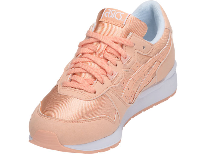 Front Left view of GEL-LYTE GS, APRICOT ICE/APRICOT ICE