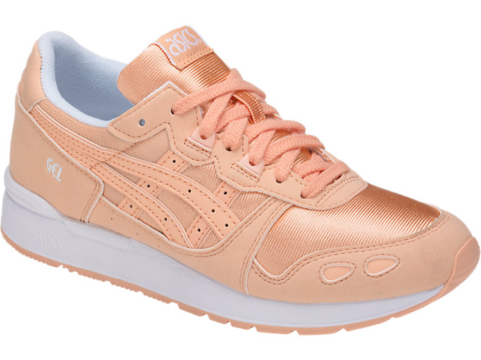 Front Right view of GEL-LYTE GS, APRICOT ICE/APRICOT ICE