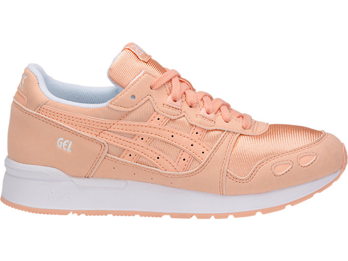 Right side view of GEL-LYTE GS, APRICOT ICE/APRICOT ICE