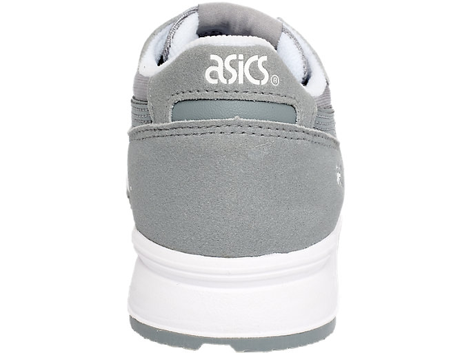 Back view of GEL-LYTE PS, STONE GREY/STONE GREY