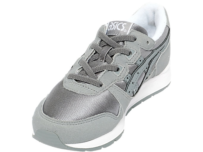 Front Left view of GEL-LYTE PS, STONE GREY/STONE GREY