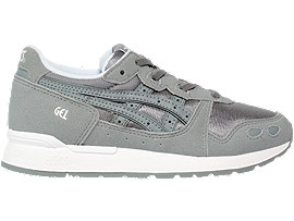 Right side view of GEL-LYTE PS, STONE GREY/STONE GREY