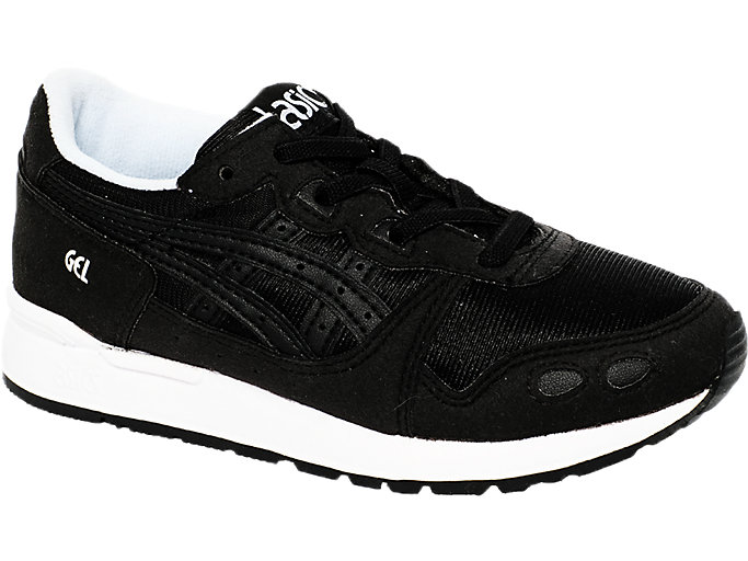Front Right view of GEL-LYTE PS, BLACK/BLACK