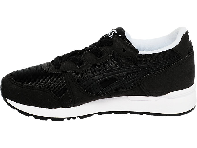 Left side view of GEL-LYTE PS, BLACK/BLACK