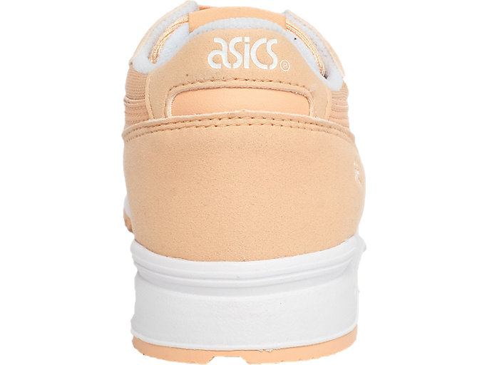 Back view of GEL-LYTE PS, APRICOT ICE/APRICOT ICE