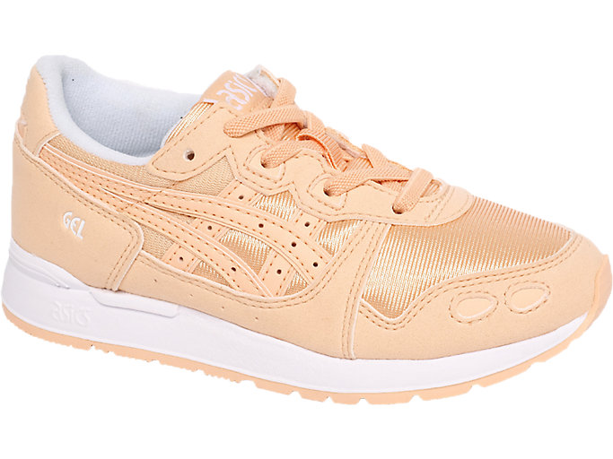 Front Right view of GEL-LYTE PS, APRICOT ICE/APRICOT ICE