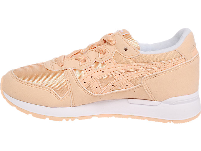 Left side view of GEL-LYTE PS, APRICOT ICE/APRICOT ICE