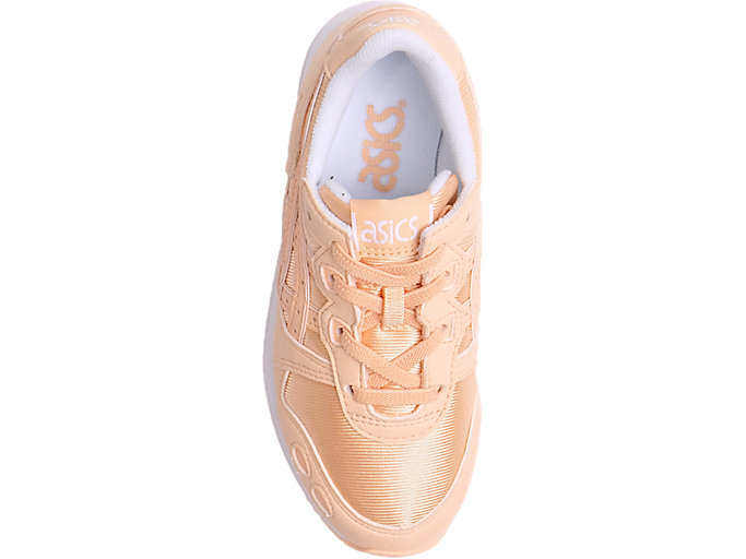 Top view of GEL-LYTE PS, APRICOT ICE/APRICOT ICE