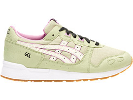 Right side view of DISNEY GEL-LYTE GS, LINT/CREAM