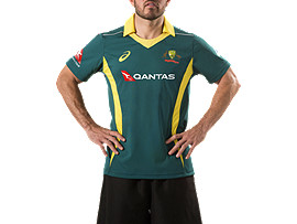 OFFICIAL CRICKET AUSTRALIA ODI AWAY SHIRT