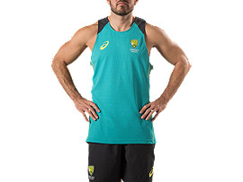 OFFICIAL CRICKET AUSTRALIA TRAINING SINGLET