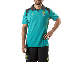 OFFICIAL CRICKET AUSTRALIA TRAINING SHIRT