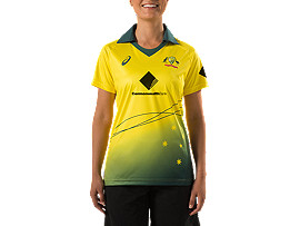 OFFICIAL WOMENS CRICKET AUSTRALIA ODI SHIRT