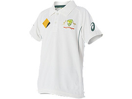 Cricket Australia Replica Test Shirt Youth
