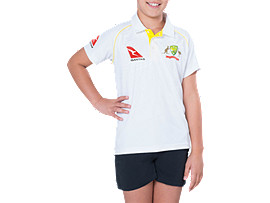 OFFICIAL CRICKET AUSTRALIA TEST SHIRT - YOUTH