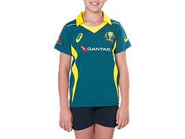 OFFICIAL CRICKET AUSTRALIA ODI AWAY SHIRT - YOUTH
