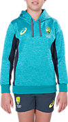 OFFICIAL CRICKET AUSTRALIA TRAINING HOODIE - YOUTH