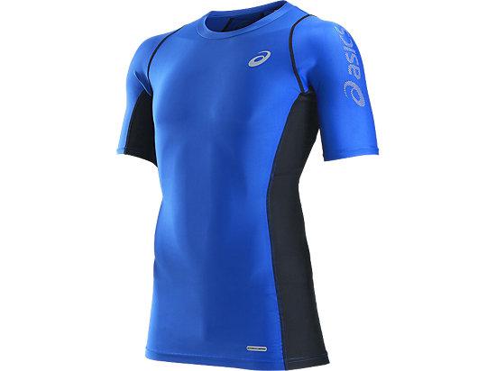 ウィンジョブ®ハーフスリーブシャツ, ブルー