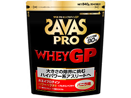 ホエイプロティンGP[40食分], none