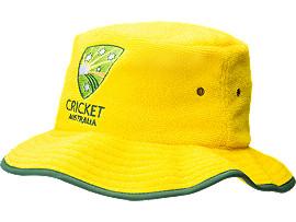 CRICKET AUSTRALIA SUPPORTER TERRY TOWELLING BUCKET HAT