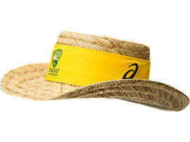 Cricket Australia Supporter Straw Hat