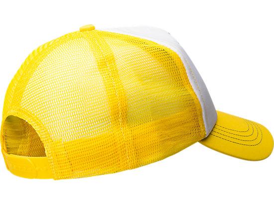 Cricket Australia Supporter Trucker Cap White / Yellow 11