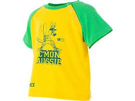 Cricket Australia Supporter Kangaroo Print T-Shirt Toddler