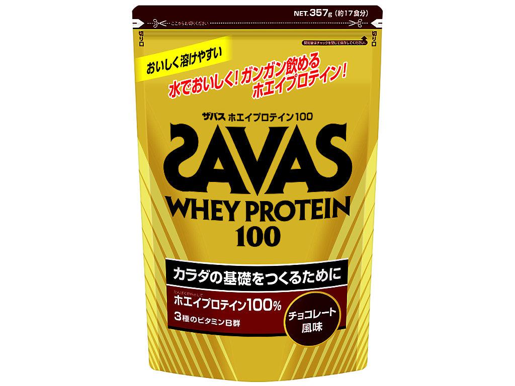 ホエイプロテイン100チョコレート[17食分]:none