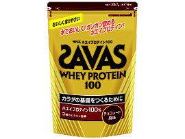 ホエイプロテイン100チョコレート[17食分], none