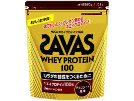 ホエイプロテイン100チョコレート[120食分]