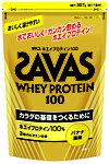 ホエイプロテイン100バナナ[17食分]