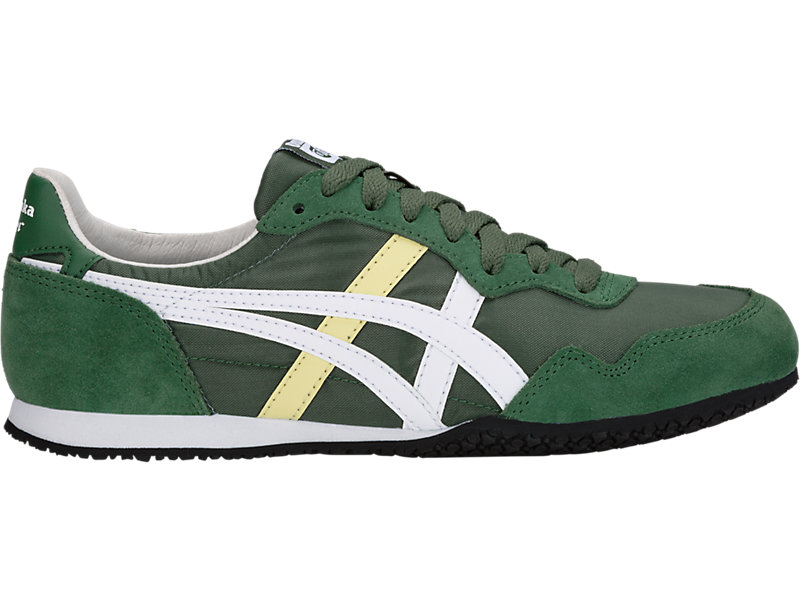 Serrano Hunter Green/White 1 RT