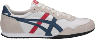 onitsuka tiger mexico 66 white navy blue 80