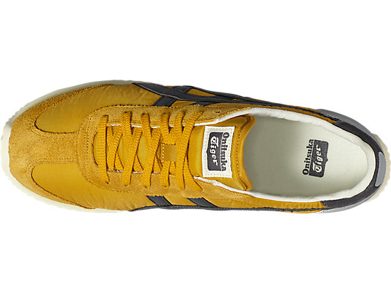 CALIFORNIA 78 VIN GOLDEN YELLOW/DARK GREY