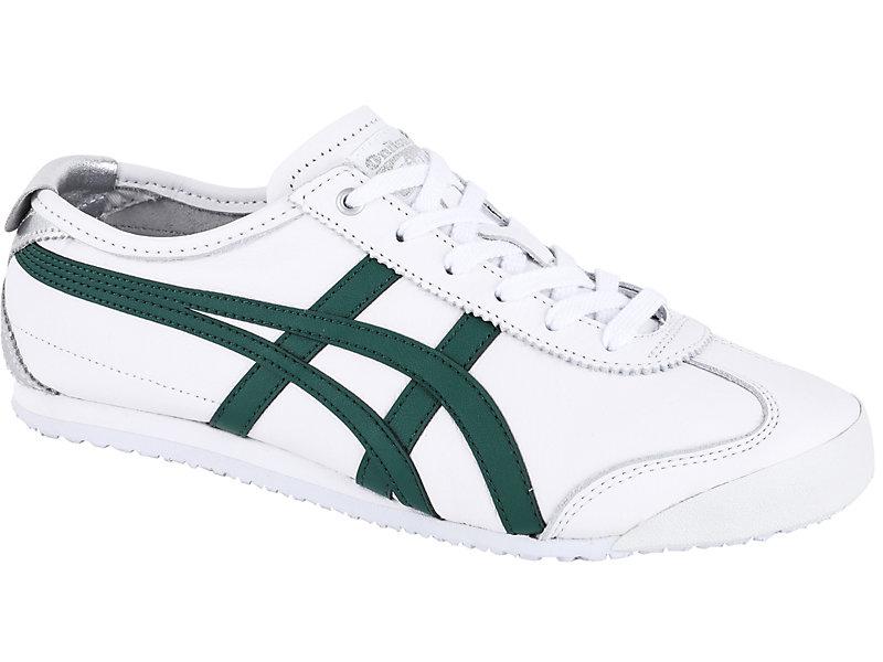 MEXICO 66 WHITE/HUNTER GREEN 5 FR