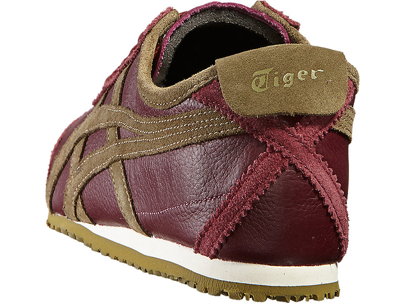 innovative design f0678 4c6ca ... brown green Asics Onitsuka Tiger Mexico 66 Mens White Green Yellow -  Most Popular MEXICO 66 VIN . ...