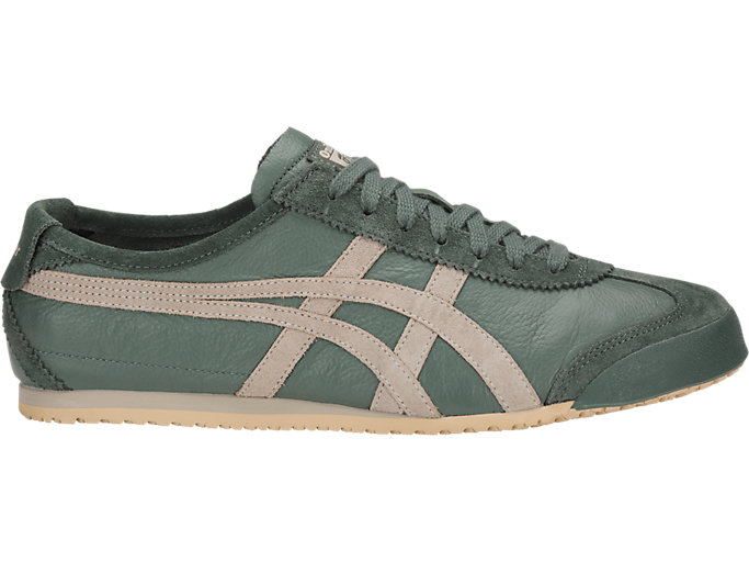 multiple colors cheap price best Men's MEXICO 66 VIN | DARK FOREST/FEATHER GREY | Shoes | Onitsuka ...