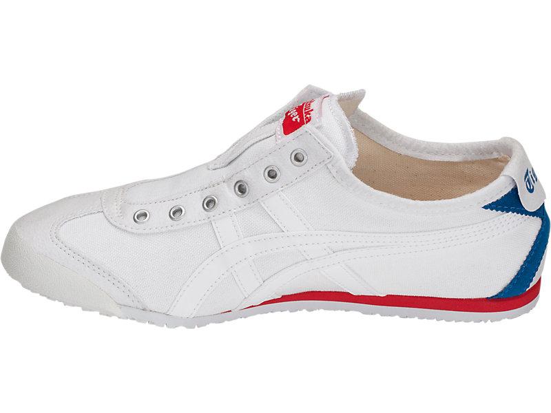 MEXICO 66 SLIP-ON WHITE/WHITE 13 LT