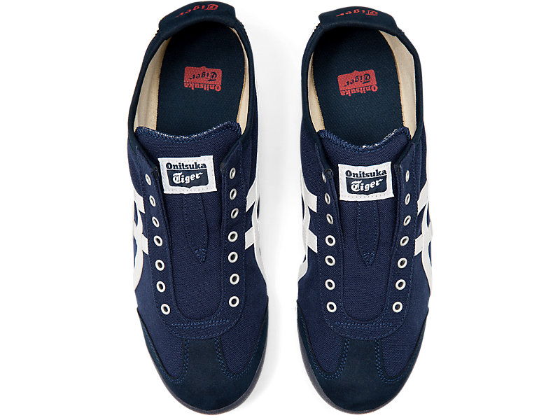 MEXICO 66 SLIP-ON Navy/Off-White 21 TP