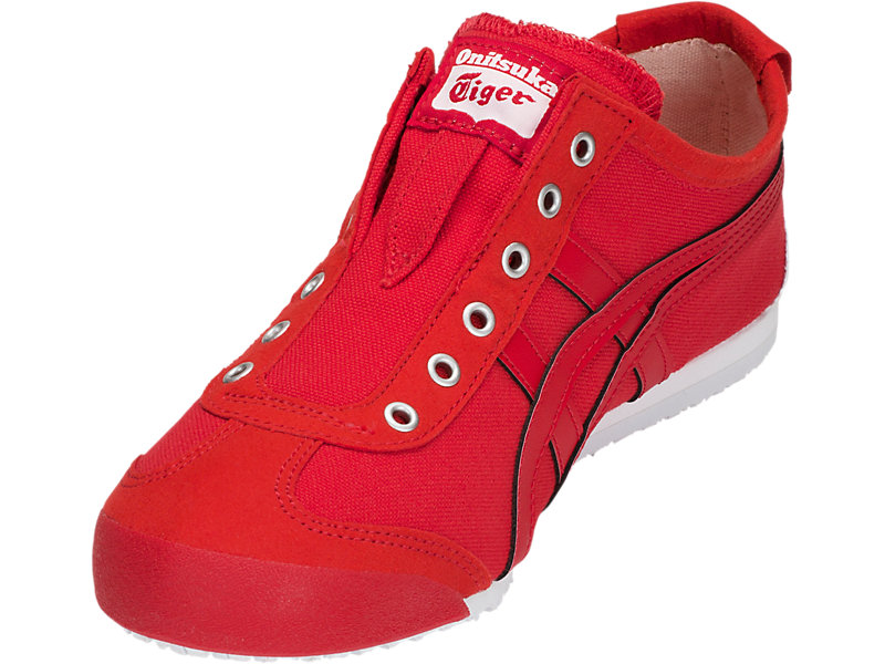 Mexico 66 Slip-On CLASSIC RED/CLASSIC RED 13 FL