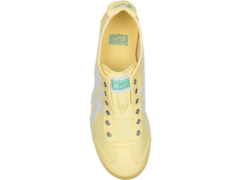 Mexico 66 Slip-On Lemon Meringue/White 21 TP