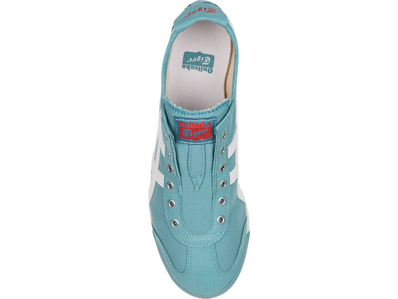 MEXICO 66 SLIP-ON REEF WATERS/WHITE 21 TP